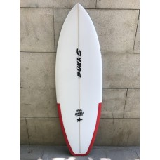 Tabla Surf Pukas El Loco 5'7