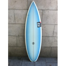 Tabla Surf Quiksilver 6'2 Azul
