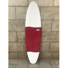 Tabla Surf Tactic Epoxy Evolutiva 6'10 Roja