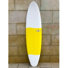 Tabla Surf Tactic Epoxy Evolutiva 7'2 Amarilla