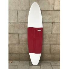 Tabla Surf Tactic Epoxy Evolutiva 7'2 Roja