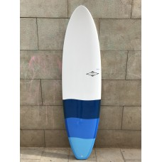 Tabla Surf Tactic Epoxy Evolutiva 7'0 Tri Azul