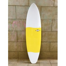 Tabla Surf Tactic Epoxy Evolutiva 6'8 Amarilla