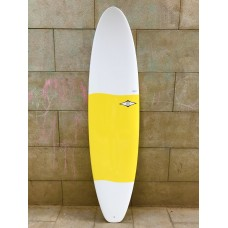 Tabla Surf Tactic Epoxy Evolutiva 7'0 Amarilla