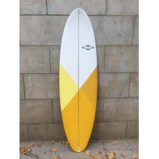 Tabla Surf Tactic Evolutiva 6'8 3 Amarillos