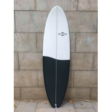 Tabla Surf Tactic Evolutiva 6'10 Negra