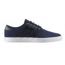 ZAPATILLAS ADIDAS SEELEY AZULES