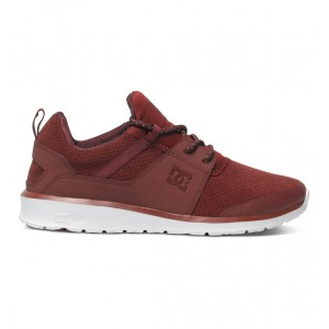 Zapatillas DC Heathrow Burgundy