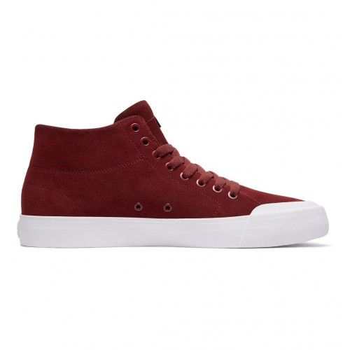 Zapatillas DC Evan Smith Hi Zero Granates