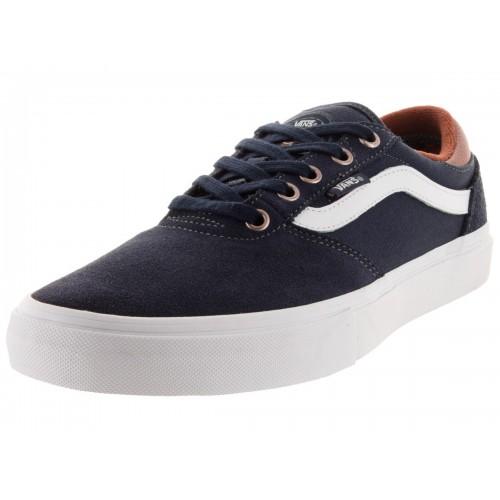 Zapatillas Vans Gilbert Crockett Pro Azules 834f4dcdc19
