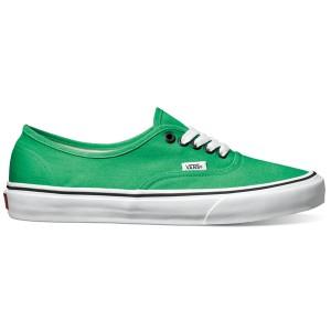 Zapatillas Vans Authentic Verdes
