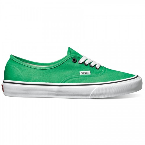 vans authentic verde