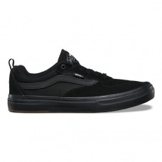 Zapatillas Vans Kyle Walker Pro Blackount Negras