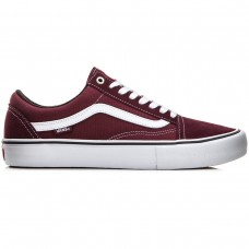 Zapatillas Vans Old Skool Pro Burgundy