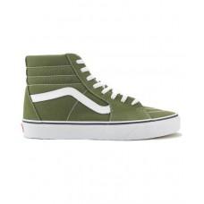 Zapatillas Vans SK8 Hi Verdes