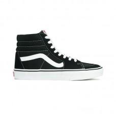 Zapatillas Vans SK8 Hi Negras Blancas