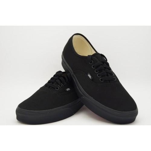 Zapatillas Vans Authentic Negras; Zapatillas Vans Authentic Negras