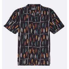 Camisa Manga Corta Billabong Quiver