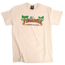 Camiseta Manga Corta Thrasher Tiki Sand