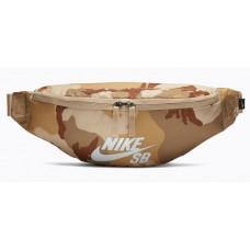 Riñonera Nike SB Heritage Camo Sand