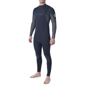 Traje Neopreno Rip Curl Dawn Patrol Chest Zip 4'3 Slate 2020