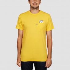 Camiseta Rip N Dip Lord Nermal Amarilla
