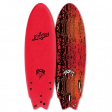 Tabla Catch Surf Odysea x Lost RNF 5'11 Roja