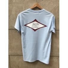 Camiseta Tactic Diamond Azul