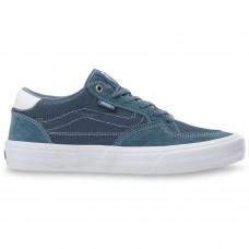 Zapatillas Vans Rowan Pro Azules Blancas