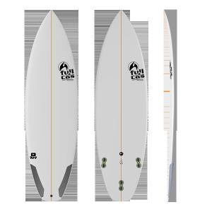 Tabla Surf Full & Cas Play 5'8