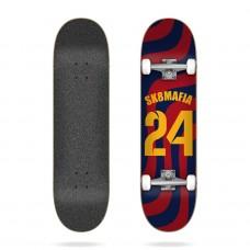 "Tabla Skate Completa SK8MAFIA Barci 7.5"""