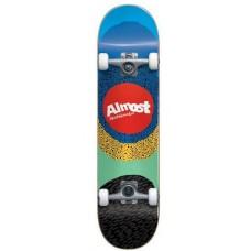"""Tabla Skate Completa Almost Skateboards Radiate FP 8.2"""""""