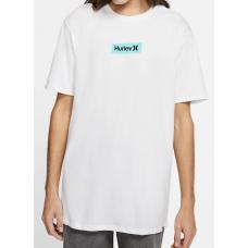Camiseta Manga Corta Hurley O&O Small Box