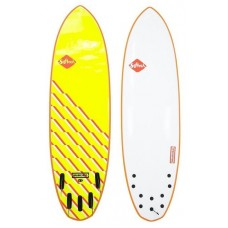 Tabla Surf Softech Brainchild 6'3