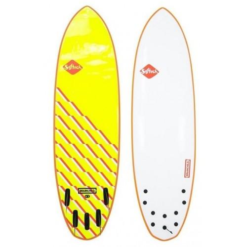 Tabla Surf Softech Brainchild 6'3