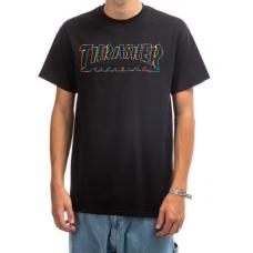 Camiseta Manga Corta Thrasher Spectrum