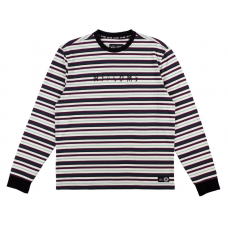 Camiseta Manga Larga Welcome Surf Stripe