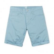 Pantalón Carhartt Swell Short Azul