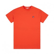 Camiseta Manga Corta Fila Seamuss Naranja