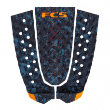 Grip Surf FCS T-3 Blue Fleck Orange