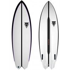 Tabla Surf Firewire El Tomo Fish 5'7