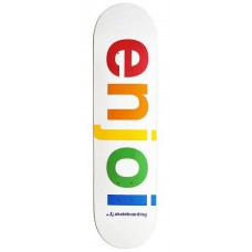TABLA SKATE ENJOI SPECTRUM 8.0""
