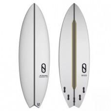 Tabla Surf Firewire No Brainer + LFT 5'7