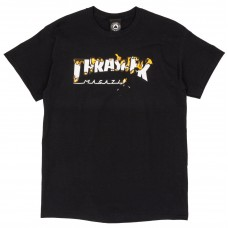 Camiseta Manga Corta Trasher Intro Burner