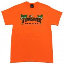 Camiseta Manga Corta Trasher Tiki Tee