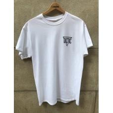 Camiseta Tactic Triangle Blanca