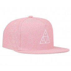 Gorra HUF Clothing Triple Triangle Rosa