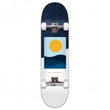 "Tabla Skate Completa Tricks Sea 8"""