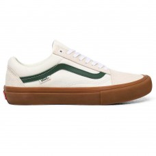 Zapatillas Vans Old Skool Pro Marshmallow/Alpine