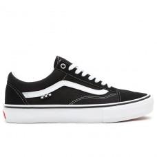 Zapatillas Vans Skate Old skool Negras Blancas